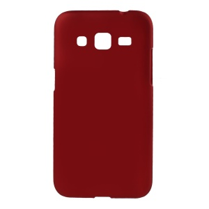 Rubberized Hard Shell Case for Samsung Galaxy Core Prime SM-G360 - Red