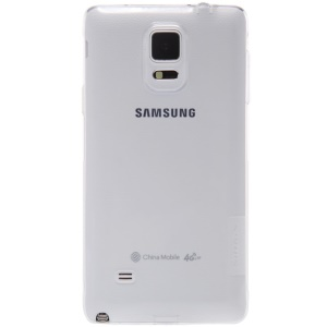 NILLKIN 0.6mm Nature TPU Case for Samsung Galaxy Note 4 N910 - White