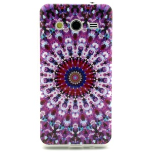 Charming Kaleidoscope IMD Soft TPU Cover for Samsung Galaxy Core 2 G355H