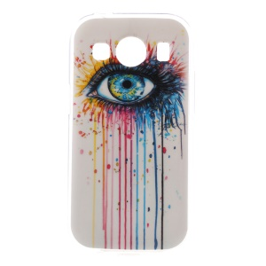 TPU Case for Samsung Galaxy Ace 4 SM-G357FZ / Ace Style LTE G357 - Colorized Eye