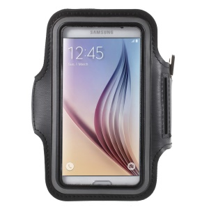 Gym Running Jogging Sports Armband Case for Samsung Galaxy S7 G930 /S6 /S6 Edge - Black