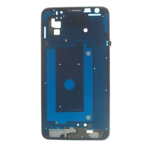 OEM Front Housing Front Housing Frame Bezel Plate for Samsung Galaxy Note 3 Neo N750