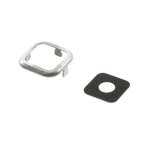 OEM Rear Main Camera Cam Lens Frame Ring Part for Samsung Galaxy S Duos S7562