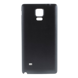 OEM Battery Door Cover Housing for Samsung Galaxy Note 4 N910 - Black