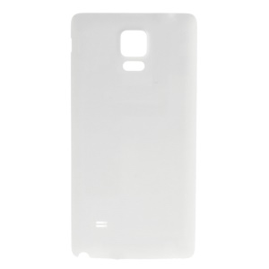 OEM Battery Door Cover Housing for Samsung Galaxy Note 4 N910 - White