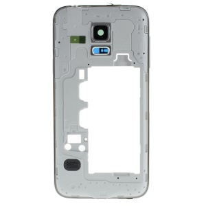 OEM Rear Housing Plate Replacement for Samsung Galaxy S5 Mini G800F - Silver