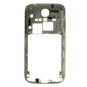 OEM Middle Frame Bezel Replacement for Samsung Galaxy S4 i9500 - Gold Color