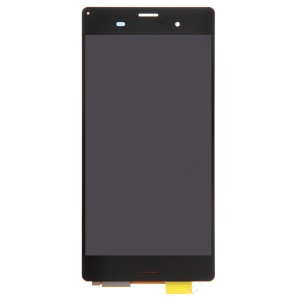 For Sony Xperia Z3 D6603 D6643 D6653 D6616 LCD Screen and Digitizer Assembly - Black