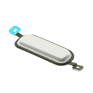 OEM Retrun Key Home Button Part for Samsung Galaxy Grand I9080 I9082 - White