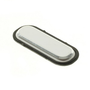 OEM for Samsung Galaxy Mega 5.8 i9150 i9152 Main Keypad Home Button Replacement - White