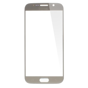 OEM Front Glass Lens Replacement for Samsung Galaxy S6 - Gold