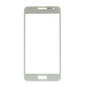 Front Screen Glass Lens Replacement for Samsung Galaxy A3 SM-A300 - White