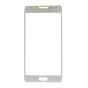 Front Outer Screen Glass Lens for Samsung Galaxy A5 SM-A500 - White