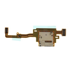 OEM SIM and SD Card Reader Flex Cable for Samsung Galaxy Tab S 10.5 SM-T801