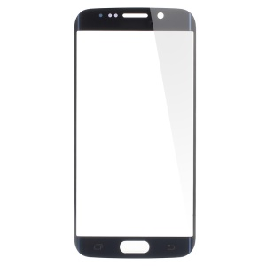 OEM Front Glass Lens Replacement for Samsung Galaxy S6 edge G925 - Dark Blue