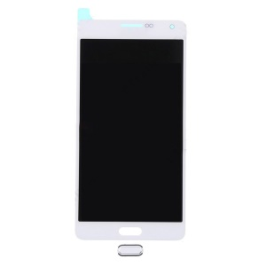 For Samsung Galaxy A7 SM-A700 LCD Screen and Digitizer Assembly with Home Button OEM - White