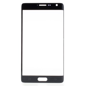 Front Screen Glass Lens for Samsung Galaxy Note Edge SM-N915 - Black