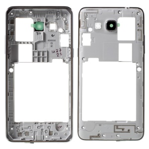 OEM Middle Plate Frame Replacement for Samsung Galaxy Grand Prime SM-G530F - Silver