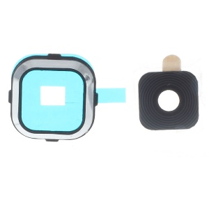 OEM Camera Lens Ring Cover for Samsung Galaxy A7 - Black