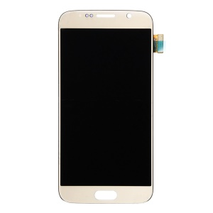 OEM LCD Screen and Digitizer Assembly for Samsung Galaxy S6 SM-G920 - Gold