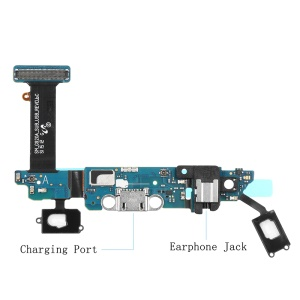 OEM Charging Port Flex Cable Replacement for Samsung Galaxy S6 SM-G920A