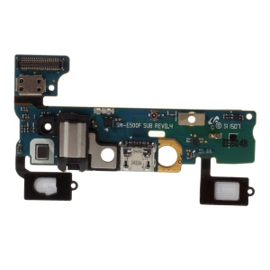 Charging Port Flex Cable Replacement for Samsung Galaxy E5 SM-E500F (OEM)