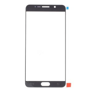 OEM Front Screen Glass Lens Repair Part for Samsung Galaxy Note 5 - Dark Blue