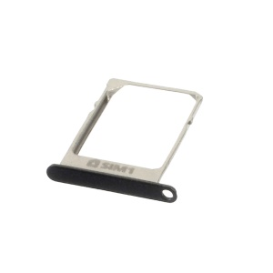 OEM SIM1 Card Tray Holder Replacement for Samsung Galaxy A7 SM-A700F - Black