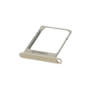 OEM SIM1 Card Tray Holder Replace Part for Samsung Galaxy A7 SM-A700F - Gold