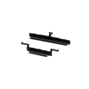 OEM Side Keys Power and Volume Buttons for Samsung Galaxy A3 SM-A300F - Black