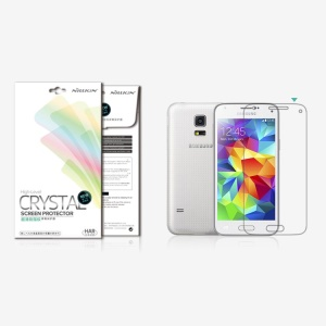 Nillkin Super Clear Anti-fingerprint Screen Protector Film for Samsung Galaxy S5 mini G800