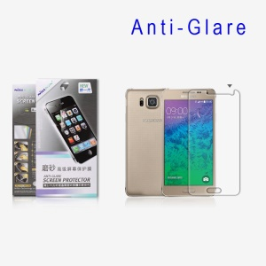 Nillkin Anti-glare Scratch-resistant Screen Protector Film for Samsung Galaxy Alpha SM-G850F SM-G850A