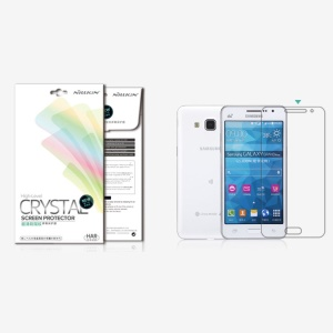 NILLKIN Anti-fingerprint HD Clear LCD Screen Guard Film for Samsung Galaxy Grand Prime SM-G530H