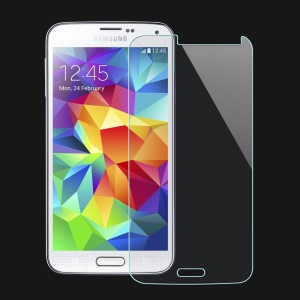 Hat-Prince 0.26mm 9H 2.5D Tempered Glass Screen Protector for Samsung Galaxy S5 G900