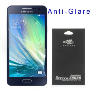 Matte Anti-glare Screen Protector for Samsung Galaxy A3 SM-A300F (With Black Package)