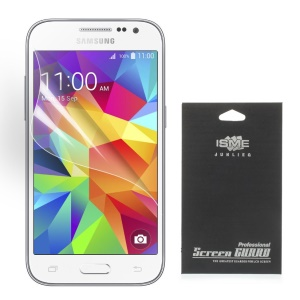 For Samsung Galaxy Core Prime SM-G360 Ultra Clear LCD Screen Protector Film (With Black Package)