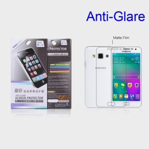 NILLKIN for Samsung Galaxy A3 SM-A300F Frosted Anti-scratch Screen Protector Guard Film