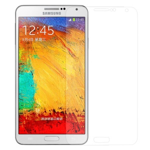 Arc Edge Tempered Screen Film 0.3mm for Samsung Galaxy Note 3 Neo N750 Anti-explosion