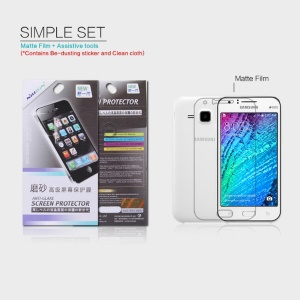 NILLKIN Matte Anti-scratch Screen Protector Film for Samsung Galaxy J1 / J1 4G