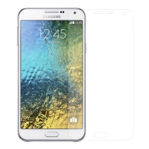 Tempered Glass 0.3mm Screen Film for Samsung Galaxy E5 SM-E500F SM-E500H Anti-explosion Arc Edge