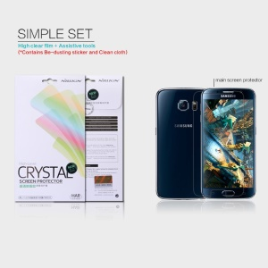 NILLKIN Ultra Clear Screen Film for Samsung Galaxy S6 G920 Anti-fingerprint