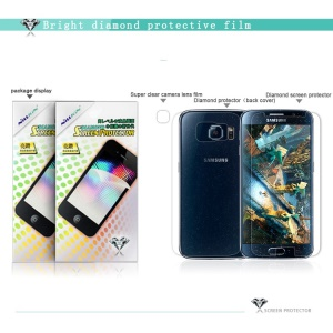 NILLKIN Bright Diamond Screen Protector for Samsung Galaxy S6 G920