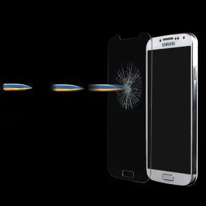LINK DREAM Tempered Glass Screen Film for Samsung Galaxy S4 i9500 0.33mm 2.5D Arc Edge