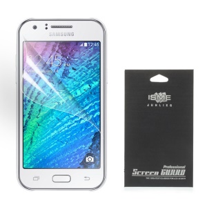 Ultra Clear Screen Protector for Samsung Galaxy J1 / J1 4G (With Black Package)