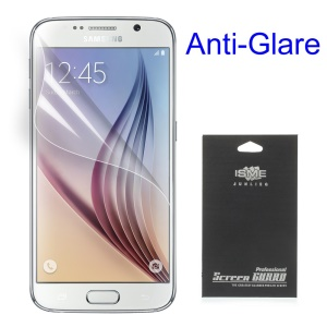 Matte Anti-glare Screen Protector for Samsung Galaxy S6 G920 (With Black Package)