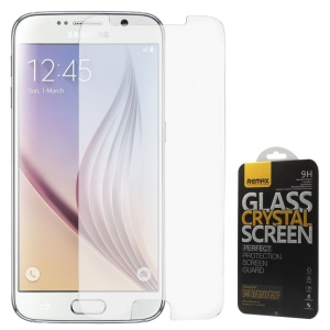 REMAX for Samsung Galaxy S6 G920 0.3mm Tempered Glass Screen Protector (Arc Edge)