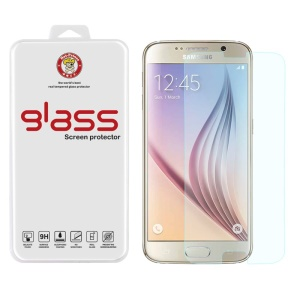 HAT PRINCE Tempered Glass Screen Film for Samsung Galaxy S6 G920 0.26mm 9H 2.5D Arc Edge