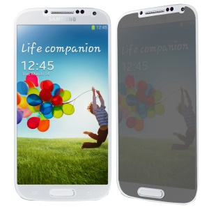 Anti-peep 0.33mm Tempered Glass Screen Protective Film for Samsung Galaxy S4 I9500