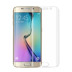 0.1mm Curved Full Coverage TPU Screen Film for Samsung Galaxy S6 edge G925 Explosion-proof