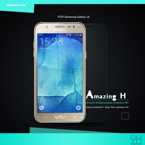 NILLKIN Tempered Glass Screen Film for Samsung Galaxy J5 SM-J500F Amazing H Nanometer Anti-Explosion